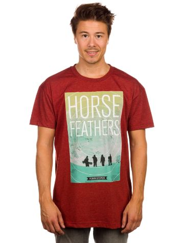 Horsefeathers Borderline T-Shirt