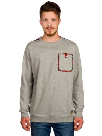 O'Neill Flannelville Crew Sweater