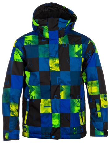 Quiksilver Mission Print Jacket Boys