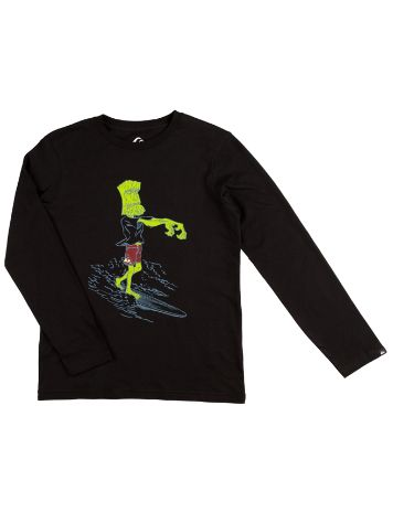 Quiksilver Dead Log T-Shirt LS Boys