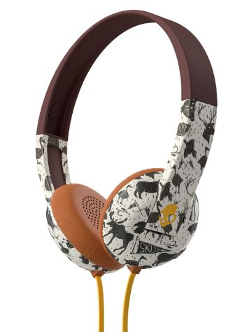 Skullcandy Slap On-Ear W/Tap Tech Headphones
