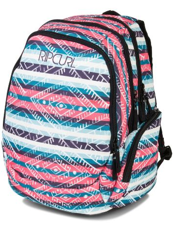 Rip Curl Ethnic Tri School Backpack