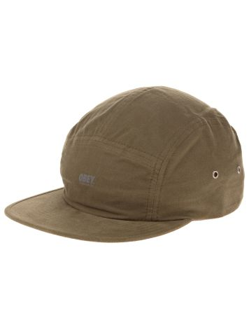 Obey Comstock 5 Panel Cap