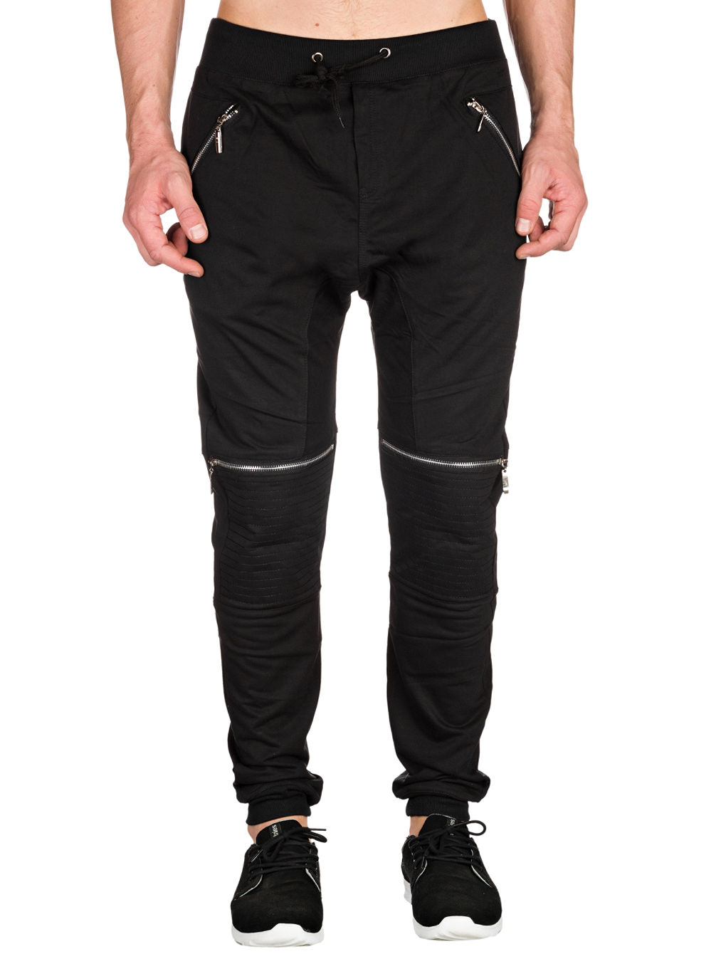 american-stitch-moto-jogging-pants