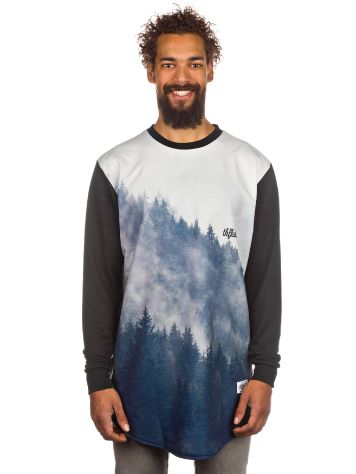 THFKDLF Forest Fog Sweater