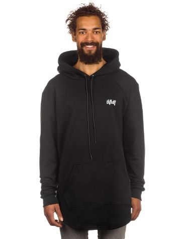 THFKDLF Essential Curved Pullover Hoodie