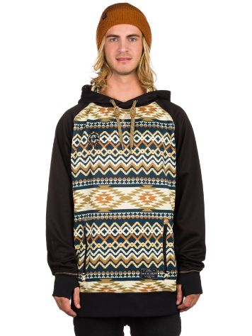 Saga Outerwear Academics Riding Pullover Hoodie
