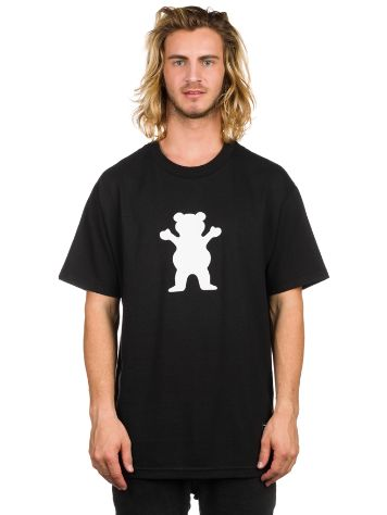 Grizzly OG Bear Logo T-Shirt