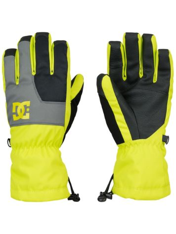 DC Seger Gloves Boys