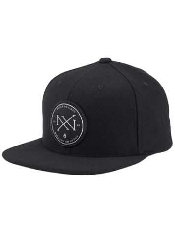 Nixon Creed Snapback Cap