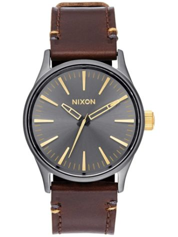 Nixon The Sentry 38 Leather