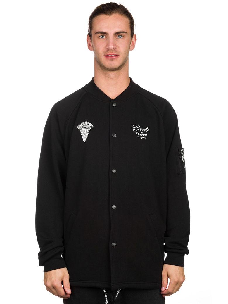 Track Jacket Crooks & Castles Legacy Coach's Jacket jetzt bestellen