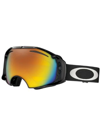 Oakley Airbrake jet black (with bonus lense)