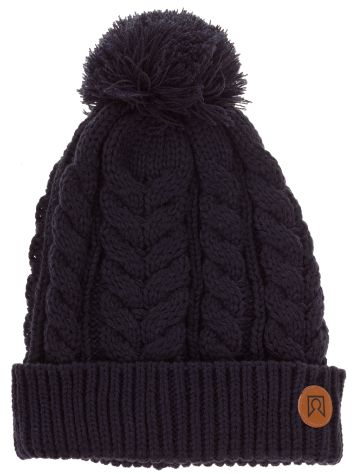 Private Mini Logo Cable B Beanie