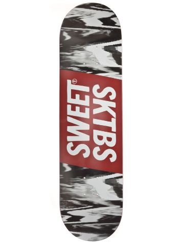 "SWEET SKTBS Official Scrambled 8.125"" Deck"