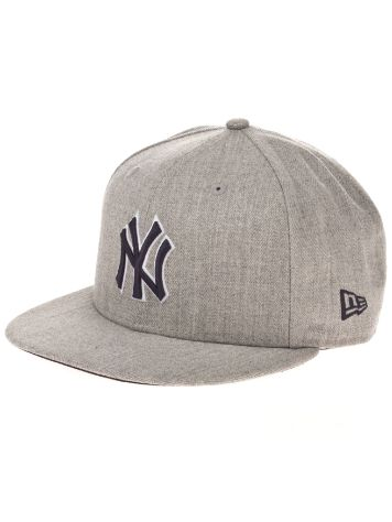 New Era Heather Team NY Cap