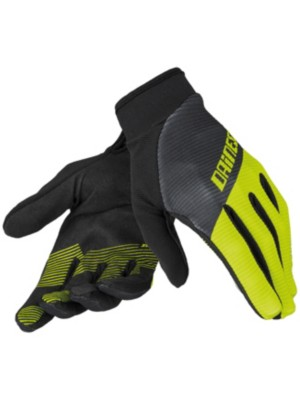 Dainese Guanto Rock Solid-C Gloves black / fluo yellow / black Gr. L