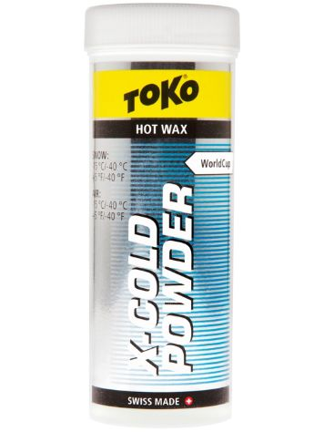 Toko X-Cold Powder 50g Wax