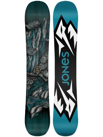 Jones Snowboards Mountain Twin 157 2016