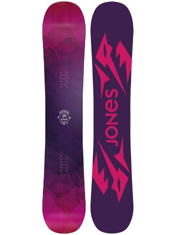 Jones Snowboards Twin Sister 155 2016