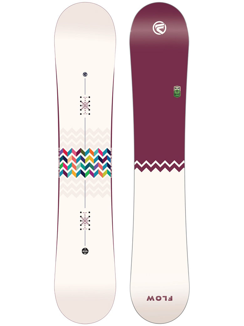 Freestyle Snowboards Flow Jewel 146 2016 günstig