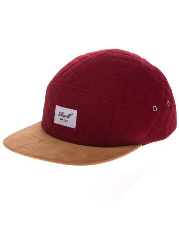 REELL 5-Panel Quilted Cap