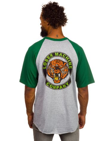 Loser Machine Tiger Eye T-Shirt LS