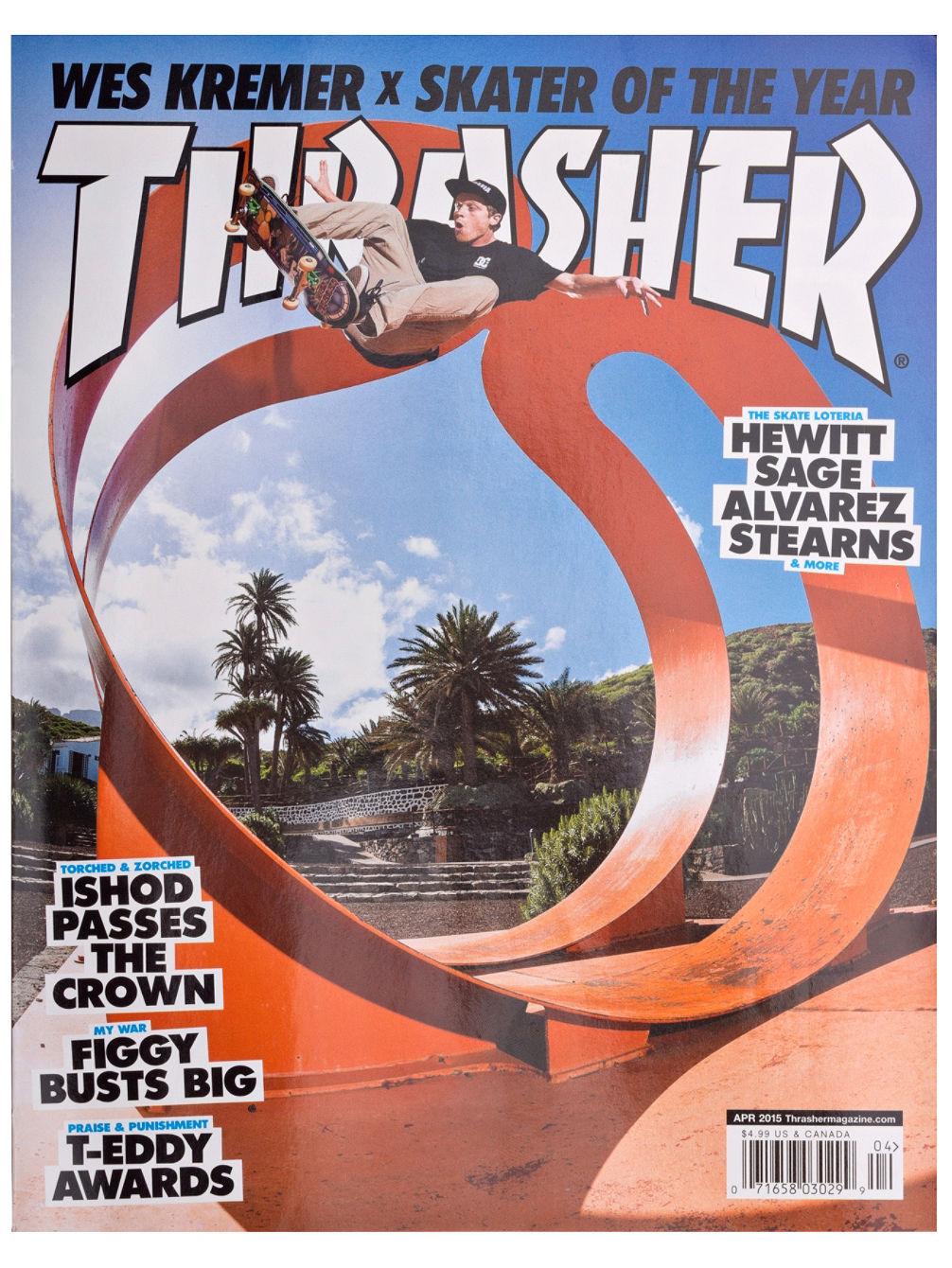 Thrasher Trasher Issue 20