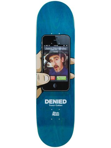 "Skate Mental Colden Hernandez Denied 8.375"" Deck"