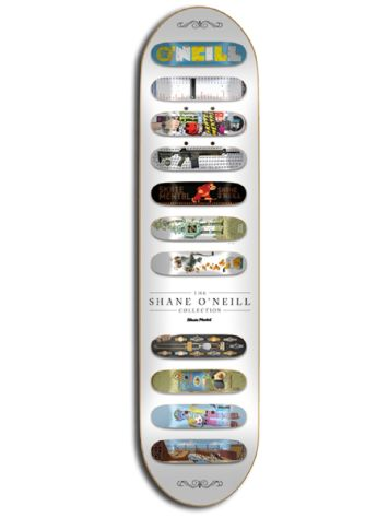 "Skate Mental O'Neill Collection 8"" Deck"