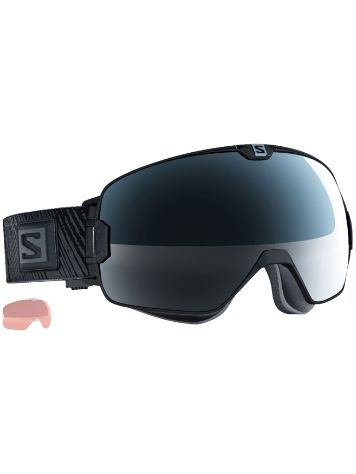 Salomon Xmax Black (+ Bonus Lense)