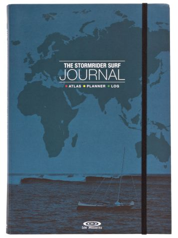 "Wave-Finder Surf Guide The Journal ""Atlas Planner"" Guide"