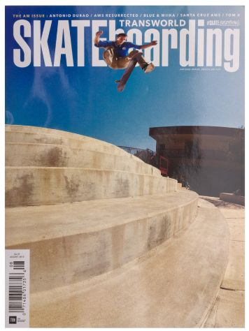 Transworld Snowboarding Transworld Mag August 2015