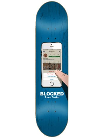 "Skate Mental Colden Blocked 8.06"" Deck"