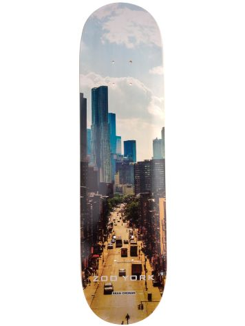 "ZOO YORK Cronan Triple Set 2 8.125"" Deck"