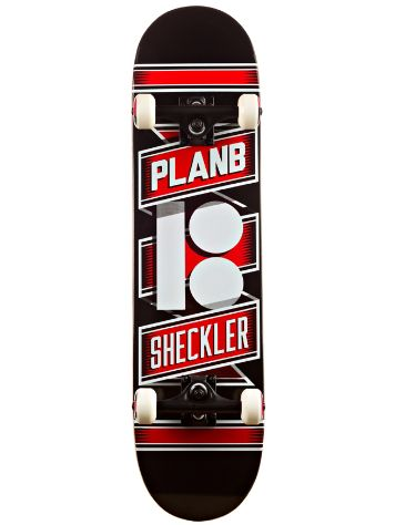 "Plan B Sheckler Wrapped 7.75"" Complete"