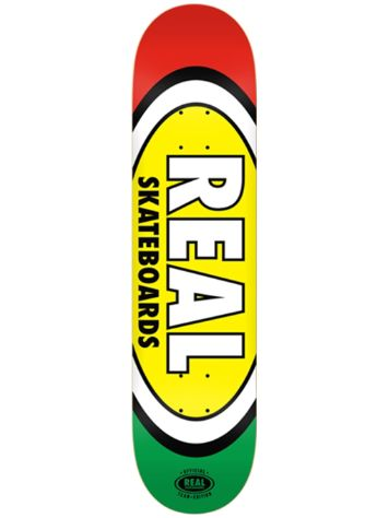 "Real Team Oval 3 LG 8.25"" x 32"" Deck"