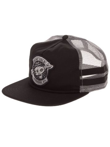 Benny Gold Bomber Unstructured Mesh Snapback Cap