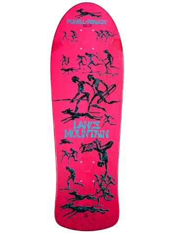 "Powell Peralta Lance Mountain Limited Edition 10"" Deck"