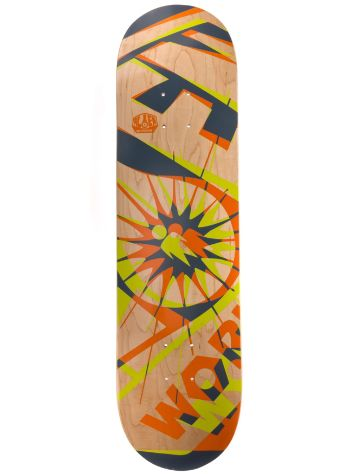 "Alien Workshop Hexmark OG Glyph 8.0"" Deck"