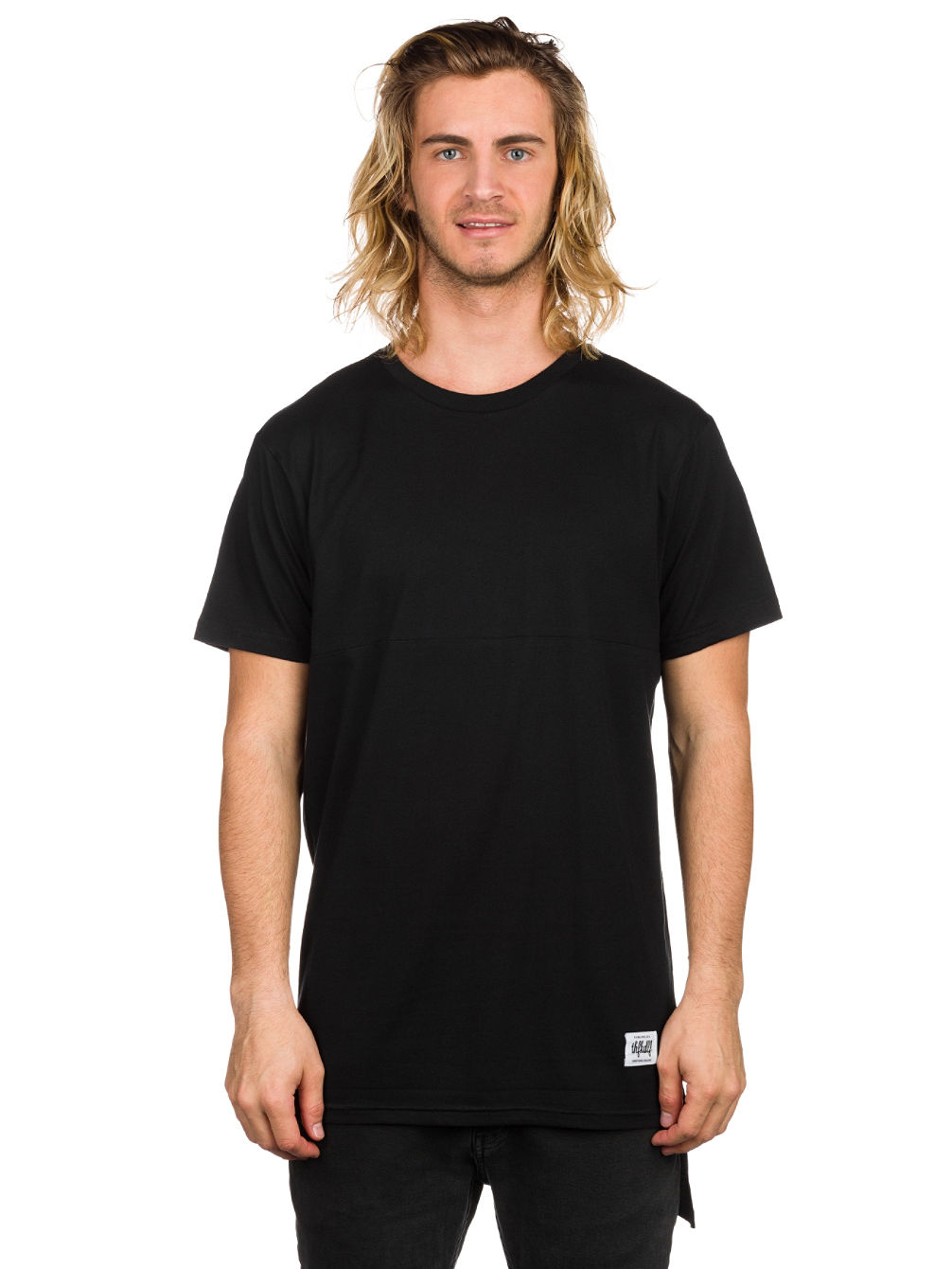 buy thfkdlf drop back panel t shirt online at blue