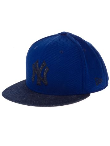 New Era De Denim NY Cap