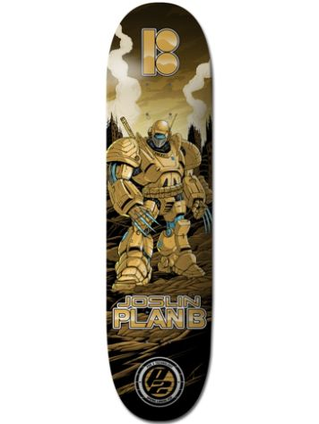 "Plan B Joslin Guardian 8.5"" Skateboard Deck"