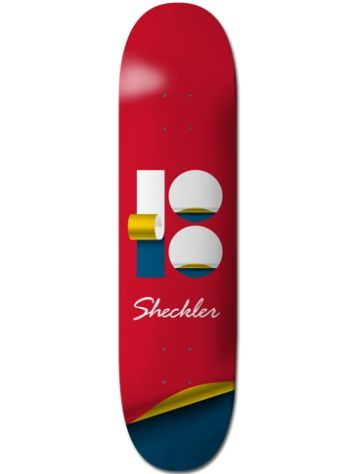 "Plan B Sheckler Wrap 8.25"" Skateboard Deck"