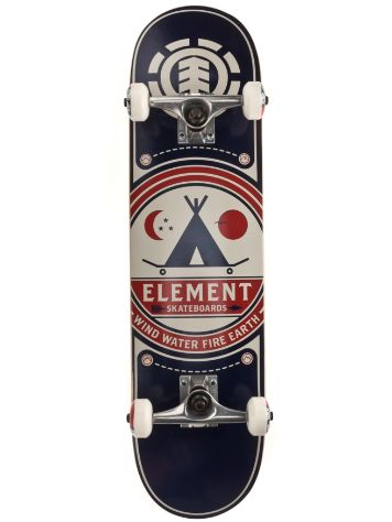 "Element Tee Pee 7.75"" Complete"