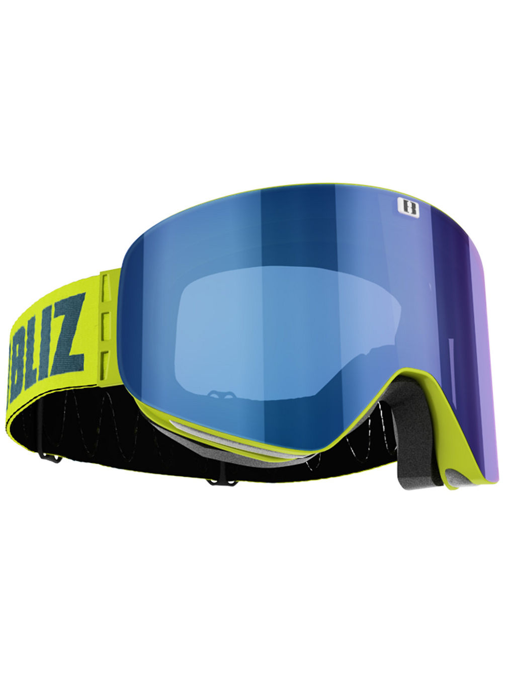 bliz-protective-sports-gear-flow-lime-green-bonus-lens