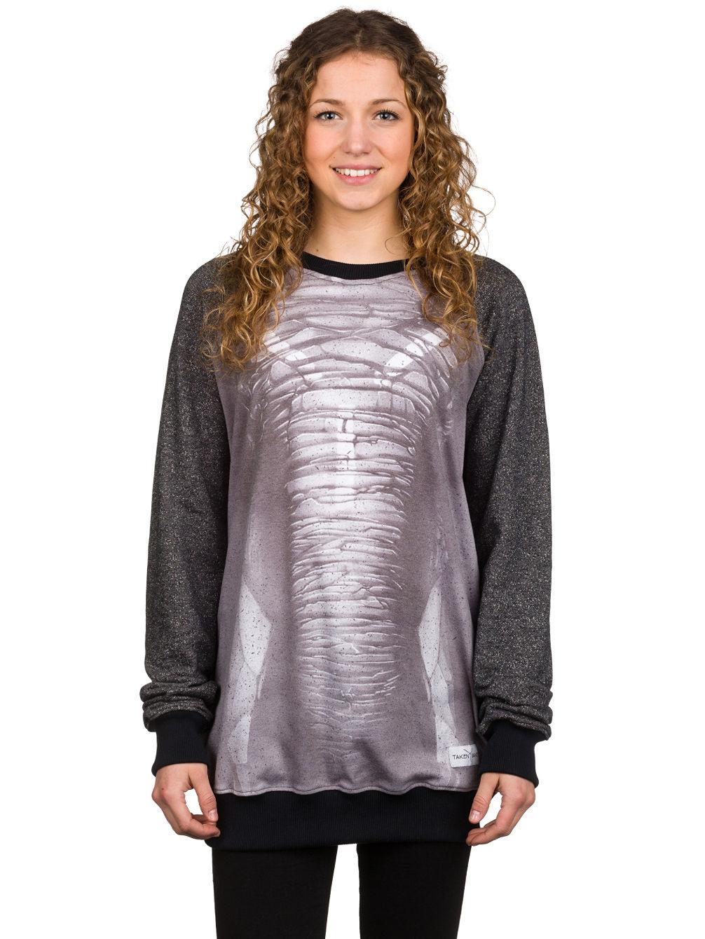 nnim clothing Eye To Eye Sweater
