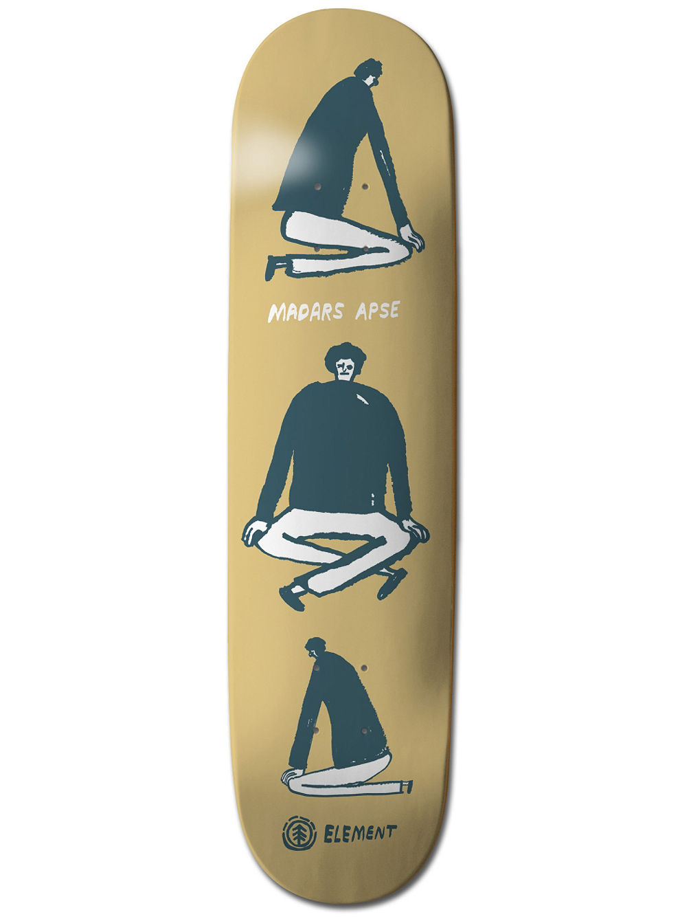element-madars-ways-83125-skateboard-deck