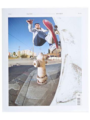 The Skateboard Mag The Skateboard Mag May 2016