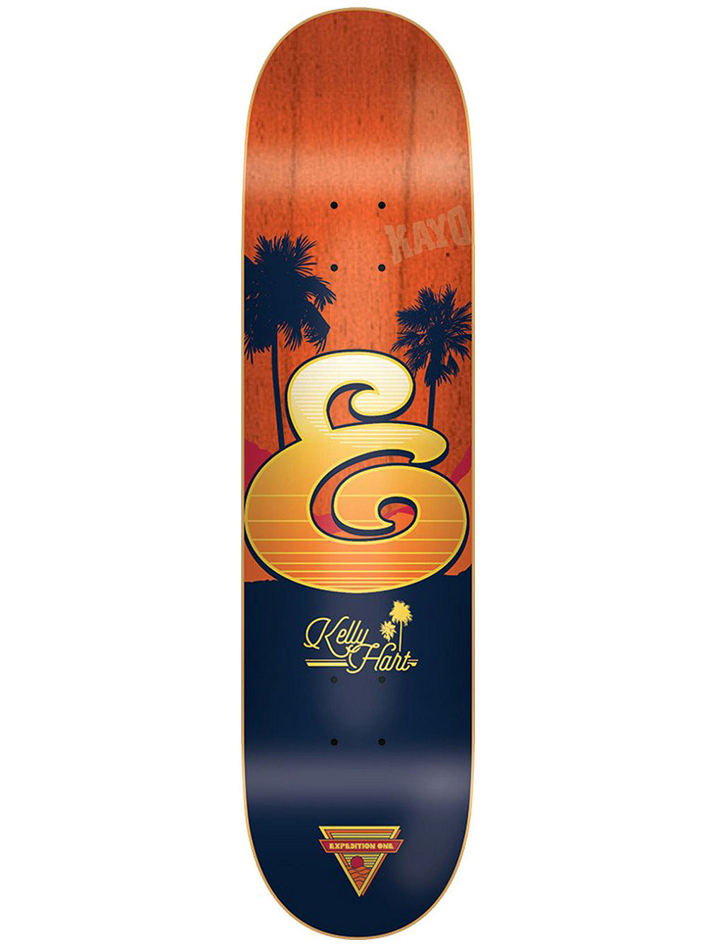 expedition-hart-coastal-806-skateboard-deck